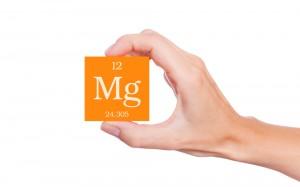 holding magnesium